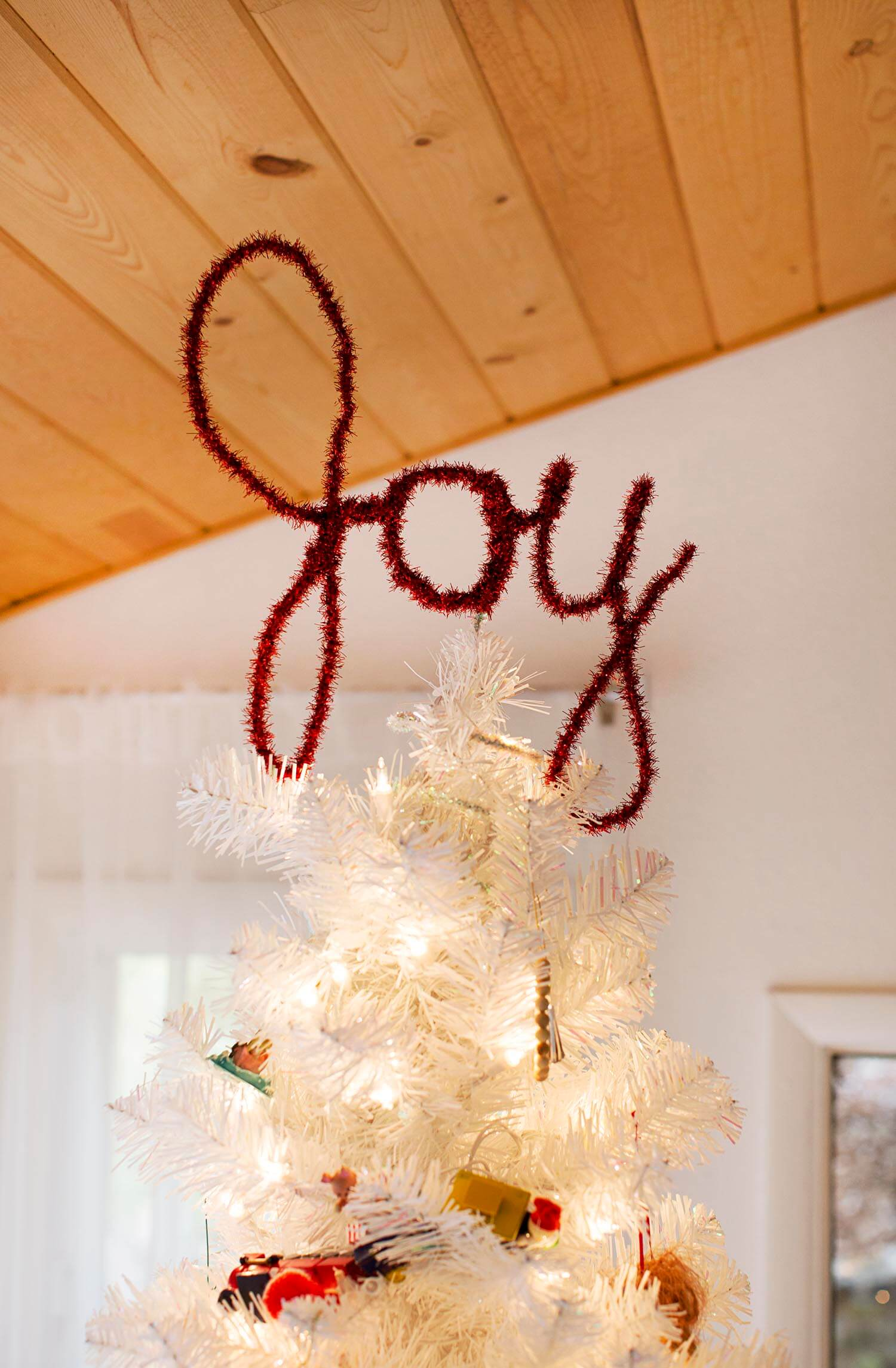 easy diy christmas tree topper - How To Make A Christmas Tree Topper