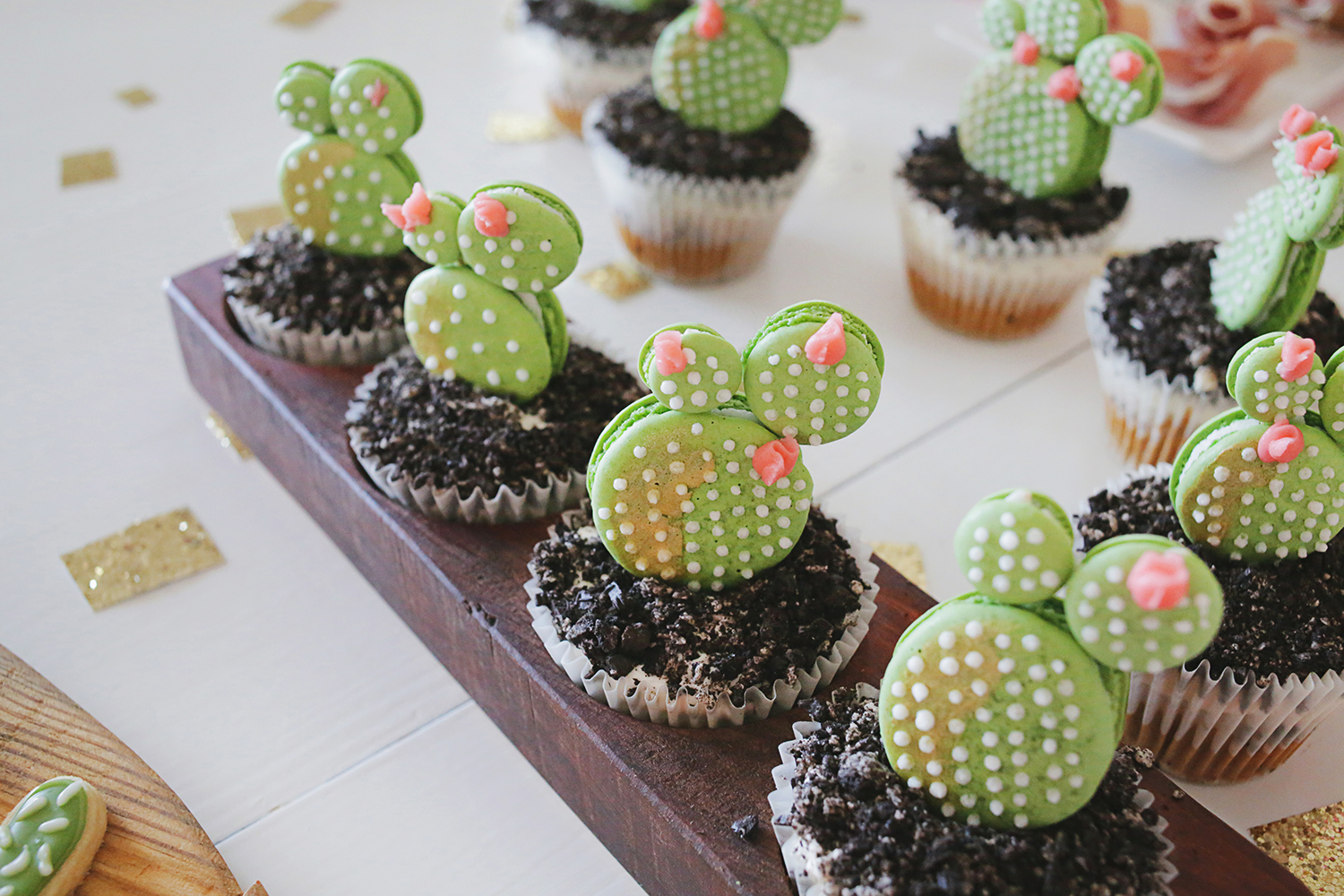 Laura S Palm Springs Themed Baby Shower A Beautiful Mess