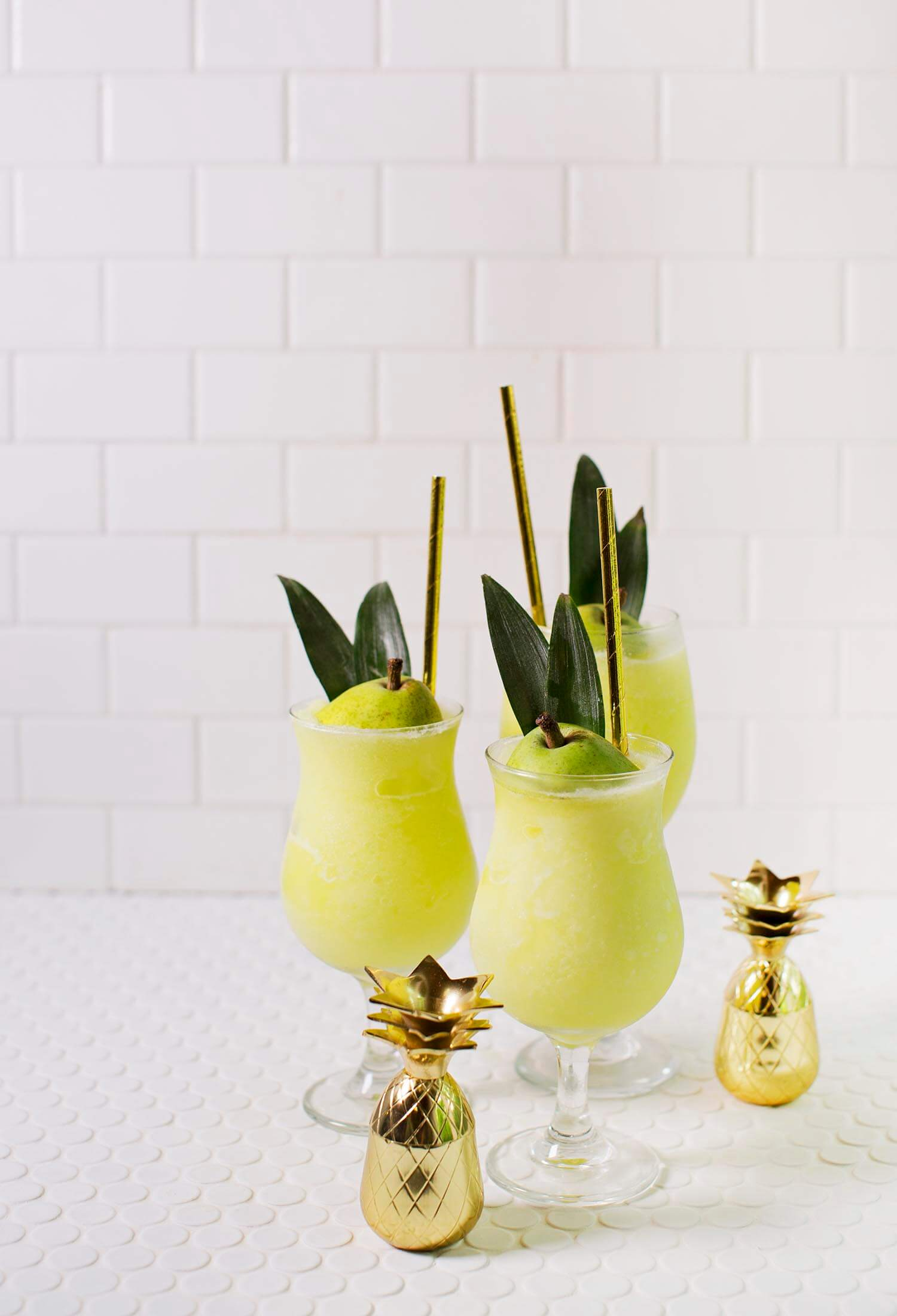 Green Apple and Pear Chi Chi